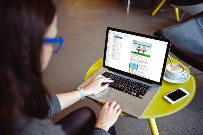 LTC Mailchimp Template Desktop
