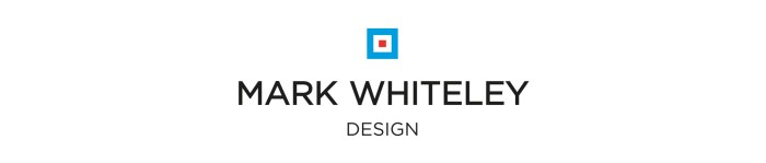 Mark Whiteley Design Logo