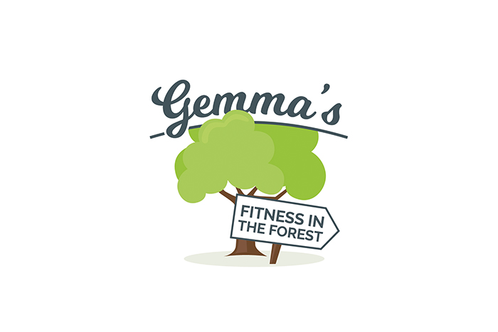 Gemma's Fitness In The Forest © Phill Brown Design