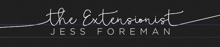 The Extensionist © Phill Brown Design